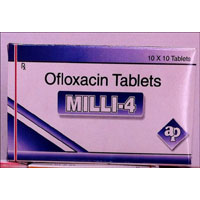 Ofloxacin Tablets (Milli-4)