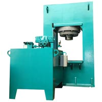 500 Ton  Closed Frame Type Hydraulic Press