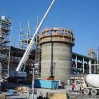 Storage Silo Construction Services
