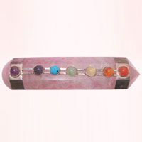 Rose Quartz Chakra Wand2