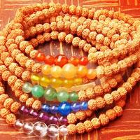 Rudraksha Chakra Bracelet