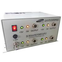 4 Output DC Regulated Power Supply