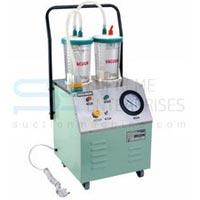 Accelerator High Vacuum Suction Machine