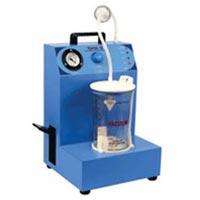 Electric Cum Manual Suction Machine