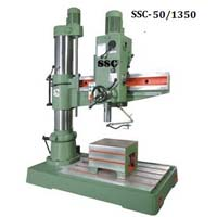 SSC-50/1350 Geared Radial Drilling Machine