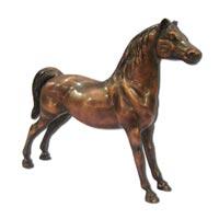 Brass Horse Statue (BR0703HR)