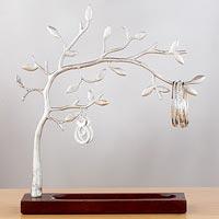 Metal Jewellery Stand (MTL0706STD)