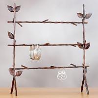 Metal Jewellery Stand (MTL0708STD)