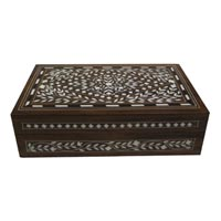 Wooden Jewellery Box (WD00701JB)