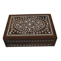 Wooden Jewellery Box (WD00702JB)