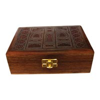 Wooden Jewellery Box (WD00704JB)