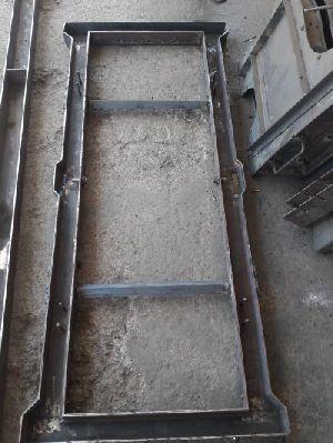 Cement Garden Bench 02