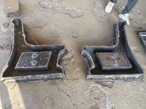 Cement Garden Bench 08