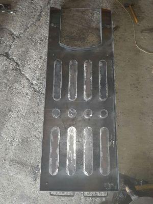 Cement Garden Bench 11