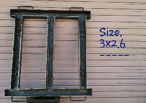 Iron Window Frame 07