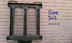 Iron Window Frame 08