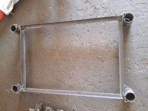 Iron Window Frame 11
