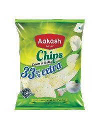 33% Chips Cream
