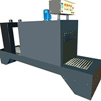 Tunnel Shrink Wrapping Machine