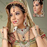 Full Bridal Jewellery Set