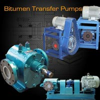 Bitumen Transfer Pumps
