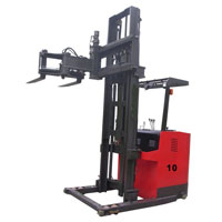 3 Way Electric Forklift Truck