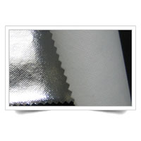 Metallised Film Laminated Non Woven Fabric