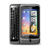 HTC Desire Z Mobile Phone