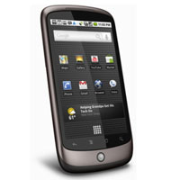 HTC Google Nexus One Mobile Phone