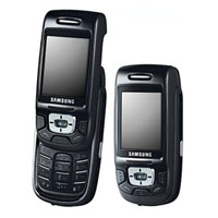 Samsung D500 Mobile Phone