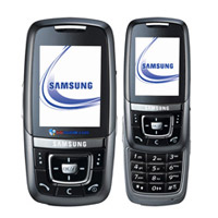 Samsung D600 Mobile Phone