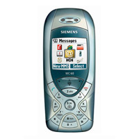 Siemens MC60 Mobile Phone
