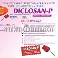 Diclosan-NP Bolus