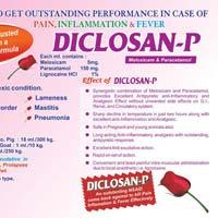 Diclosan-P Injection