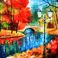 Painting Canvas Prints