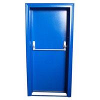 Steel Fire Exit Door 02