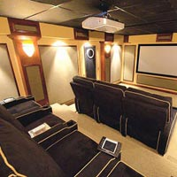 Home Theater Acoustic Treatment Service