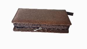 Cheque Book Cases=>Cheque Book Cases(AA-2120-O-Tan)