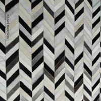 AM-645 Black Gray-Hair On Carpet