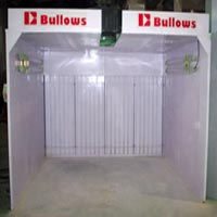 Side Draught Booth