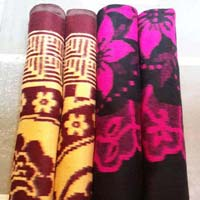 Jacquard Acrylic Blanket
