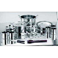 Stainless Steel Kitchen Set (Type A)