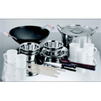 Stainless Steel Kitchen Set (Type B)