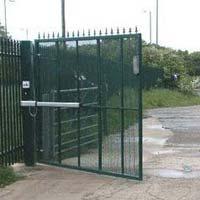 Automatic Shutter Gate