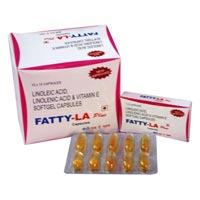 Fatty-LA Plus Capsules