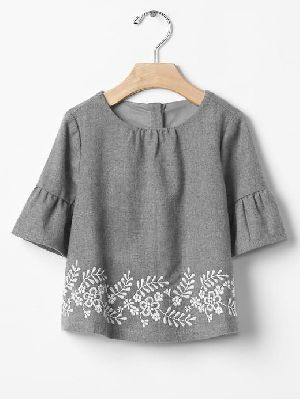 Embroidered Tops
