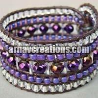 Beaded Cuff Bracelets