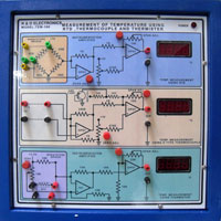 Instrumentation Trainer Kit