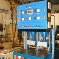 Down Stroke Hydraulic Compact Model PLC base