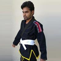 Jiu Jitsu Uniform Black FHA-2550